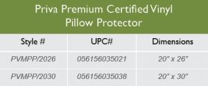 PremiumPillowvinylProtector